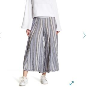 ISO Free People Blaire Culottes Pull on Pants
